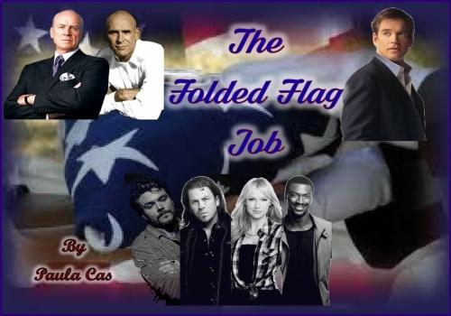 Folded Flag Job