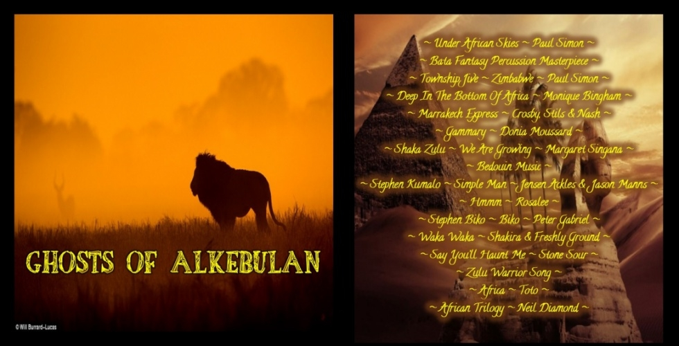 Ghosts of Alkebulan