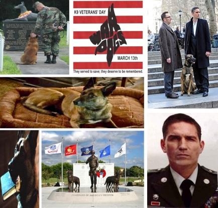National K9 Veteran Day