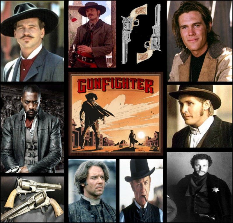 The Gunfigters Final